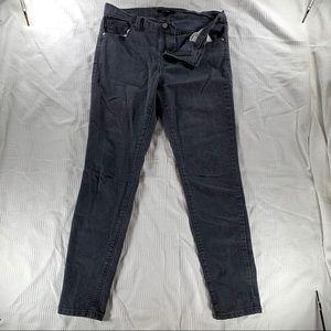 Forever 21 grey skinny jeans 29